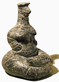 Dea Serpente 5000aC (la storia della Dea)