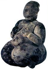 Venere di Catal Dee preistoriche